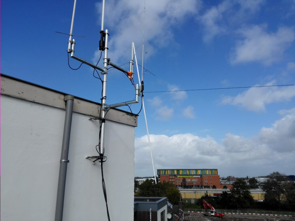 Antenna changes 2019, x300 broke in two